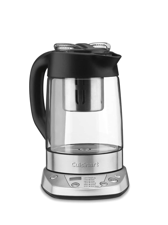 Cuisinart TEA-100 PerfecTemp Programmable Tea Steeper and Kettle