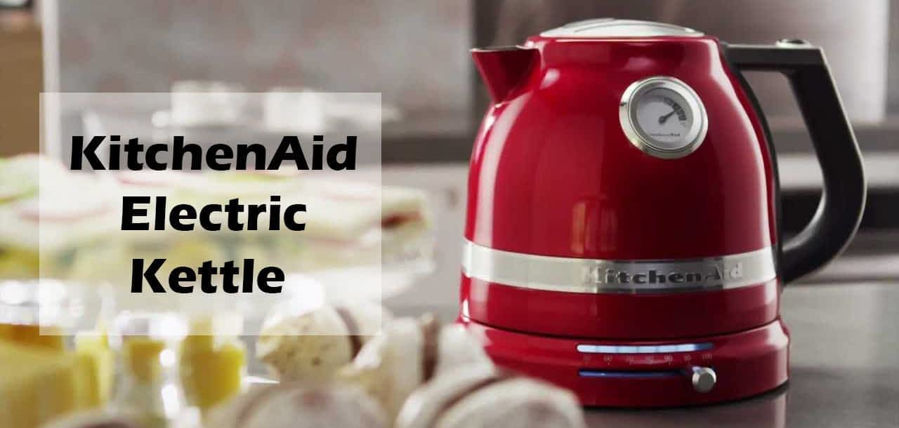 kitchenaid electric kettle review