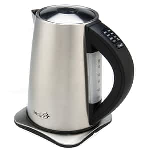 Ivation Stainless Steel Cordless Electric Kettle