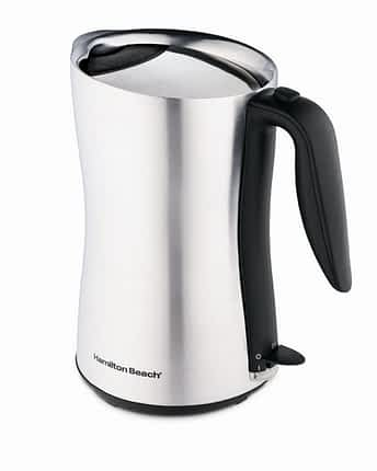 Hamilton Beach 40898 Cool-Touch 8-Cup Cordless Electric Kettle