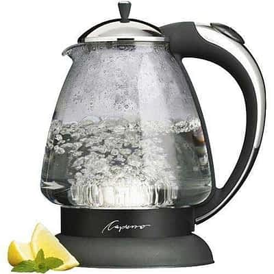 Capresso 259 H20 Plus Glass Water Kettle
