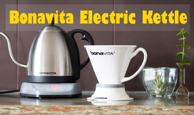 Bonavita Electric Kettle Review